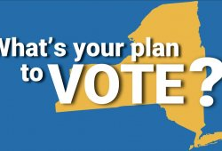 What's Your Plan To Vote?