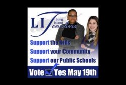 LI Teachers Budget Vote