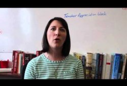 Teacher Appreciation Week - Katie Kleinpeter